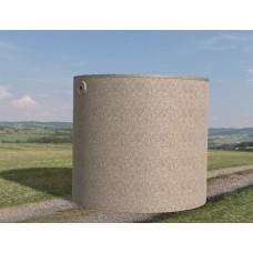 5.7KL Diameter2m x 1.8m Deep Tank Liner (1mm thick Butyl)